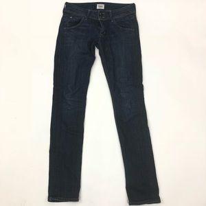 Hudson Collin Flap Skinny Stretch Jeans W422DHK